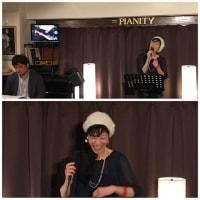 1月11日(土)の午後は藤井淳水(vo)さんのライブでした!