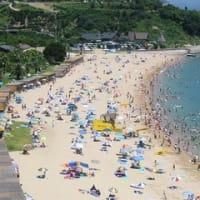 海の日は県民の浜