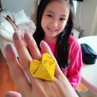 詩音さんの指輪