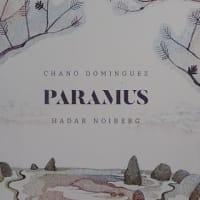 あなたの音を求めてています PARAMUS  /  CHANO DOMINGEZ  HADAR NOIBERG