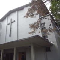 国際基督教大学見学の文化財、泰山荘見学1