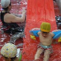 1月の2歳児スイミングは…