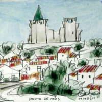 1773.ポルト・デ・モスの城