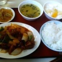 歌舞伎町『中国菜館』ランチ