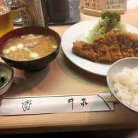 東京日帰り 食べ歩き 赤坂見付・御徒町