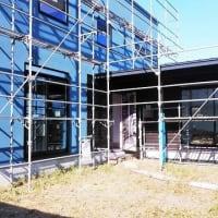 良い家を造って売りたい~わくわく進化プロジェクト『 東浪見ノ外房の家 』⌂Made in 外房の家。は、外壁塗装工事&クロス工事完了!しました。