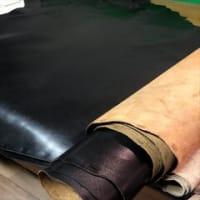 革のオーダーメイド 厚みが欲しければヌメ革
