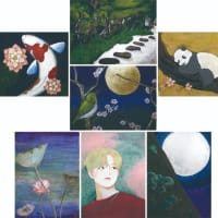 中高生の常識的な日本画