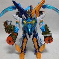 騎士竜シリーズ11 竜装変形DXヨクリュウオー