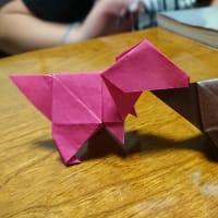 簡単に思っていた折り紙