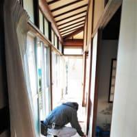 価値ある不動産を再生する+α!!×?『 岬町椎木 MさんのEnjoy farm house 』⌂Made in 外房の家。は諸々改修工事順調進行中!!です。