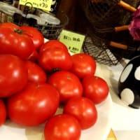 すみれファームさんの完熟トマト