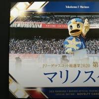 2020横浜F・マリノスオフィシャルトレカ[特別版]開封報告