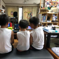 真剣な三兄弟