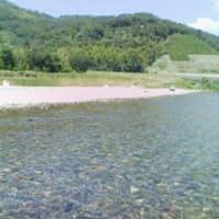 高知旅行記②~川とひと夏の出会い~
