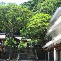 美保神社(松江市美保関町)~青柴垣神事や諸田船神事の始まり~
