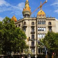 【ランブラス通りのモデルニスモ建築他】ポルトガル(リスボン他)&スペイン(バルセロナ)の旅2019