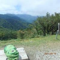 トリカブトが咲く剣山@徳島県