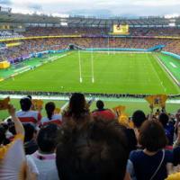 ラグビーワールドカップ オーストラリアを応援に行く