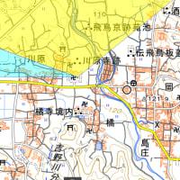 明日香 川原寺跡
