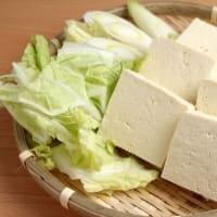 美容と豆腐の関係