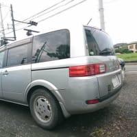 下取入庫情報/ラフェスタ・事故現状車(CBA-B30)平成17年式