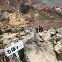 チャレンジ ヒルクライム 岩木山 ランニング2018~登山編~