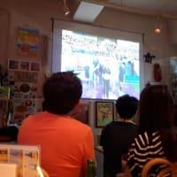 ラグビーワールドカップ 日本vsスコットランド