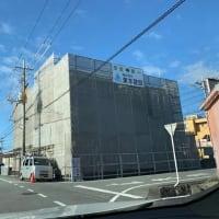 東本建設が施工致しました【備前日生信用金庫 赤磐支店改修工事】が完成致しました。