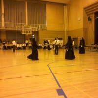 中学校 中巨摩総体大会 剣道の部