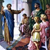 『希望どおり永遠の命を継ぐ者とされたのです。』 そして 『わたしたちすべての者は、主イエスの恵みによって救われる。』