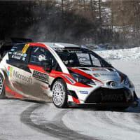 2017 WRC Raiiy MonteCarlo