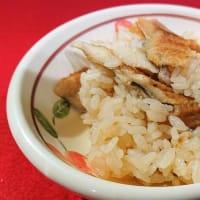 本日の食べ放題オススメ!煮穴子の釜飯|漁師の浜焼 あぶりや ららぽーと湘南平塚店
