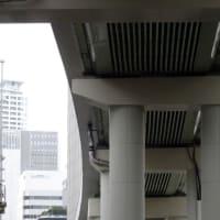 堂島浜から大阪駅前をぶらぶら~
