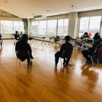 お正月稽古 2日目💫 『維新の彗星 〜赤松小三郎〜』