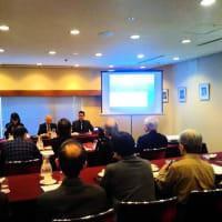 (ベネズエラ連帯)ベネズエラ外務省ブランコ北米局長が講演会
