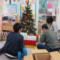 12月7日(土)クリスマスツリー!!