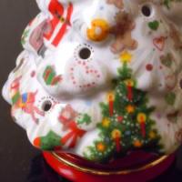 クリスマス新春カタログに掲載された『ツリー型キャンドルライト』♪