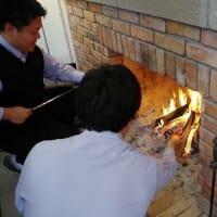 おいしい時間 Fireplace & smore
