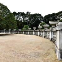 東京の記憶・・・迎賓館付録 主張する庭