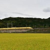 太子町 ドクターイエロー 上り(2020.9.26)