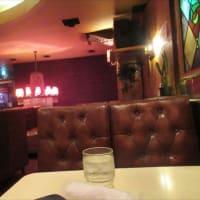 上野 純喫茶「丘」へ行く。。。「チョコレートパフェ&アサヒスーパードライ」