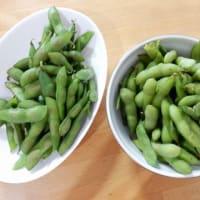 枝豆の季節だ。