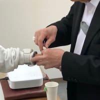 きのうの臨床実践塾:子宮の捻れを検出して調整するテクニック
