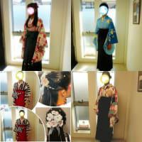 小学校の卒業式に袴でご出席のお嬢様たちです(⋈◍>◡<◍)。✧♡YouTube動画