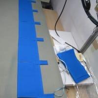 室内用のれん製作 印染 綿素材