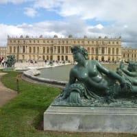 ベルサイユ宮殿の王の菜園に・・・「日本のやさい畑」