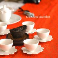 元宝の茶席