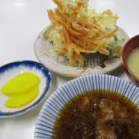 天ぷら定食「ふじしま」福岡県北九州市小倉北区