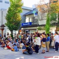 信州・ながの大道芸フェスティバルへ・・・・・・!(後編)